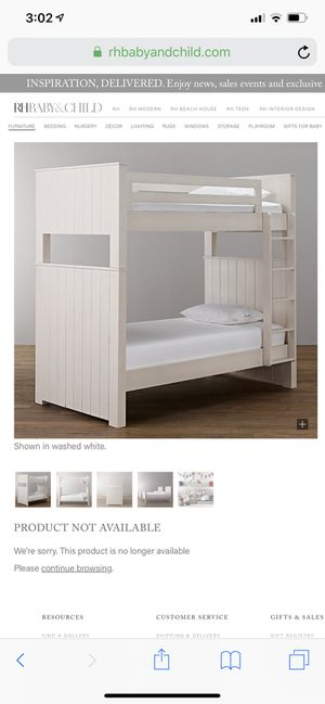 new style 8d874 03880 New and Used Bunk beds for Sale in South San Francisco, CA ...