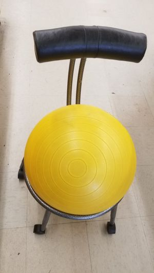 Medicine ball chair for Sale in Washington, DC