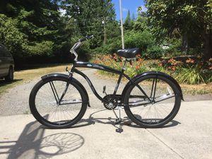 Cruiser bike barely used! for Sale in Kent, WA
