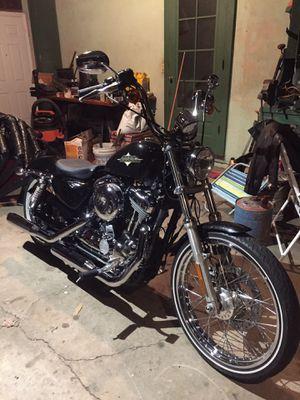 Photo 2015 sportster 72 Harley Davidson