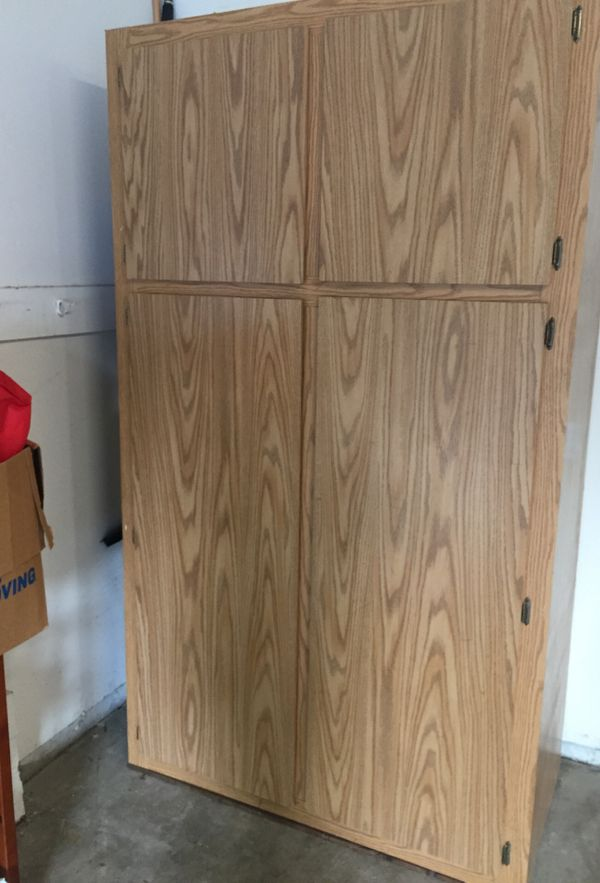 Storage Cabinet 7 Ft Tall 4 Wide 2 Deep
