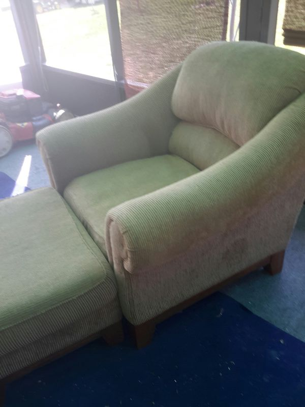 Super Broyhill Sofa And Matching Chair With Otoman For Sale In Lancaster Pa Offerup Gmtry Best Dining Table And Chair Ideas Images Gmtryco