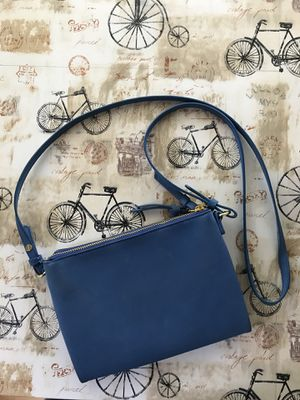 Blue purse for Sale in Montgomery Village, MD