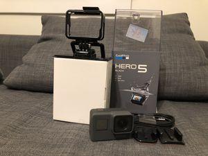 GoPro Hero 5 Black 4K for Sale in Fairfax, VA