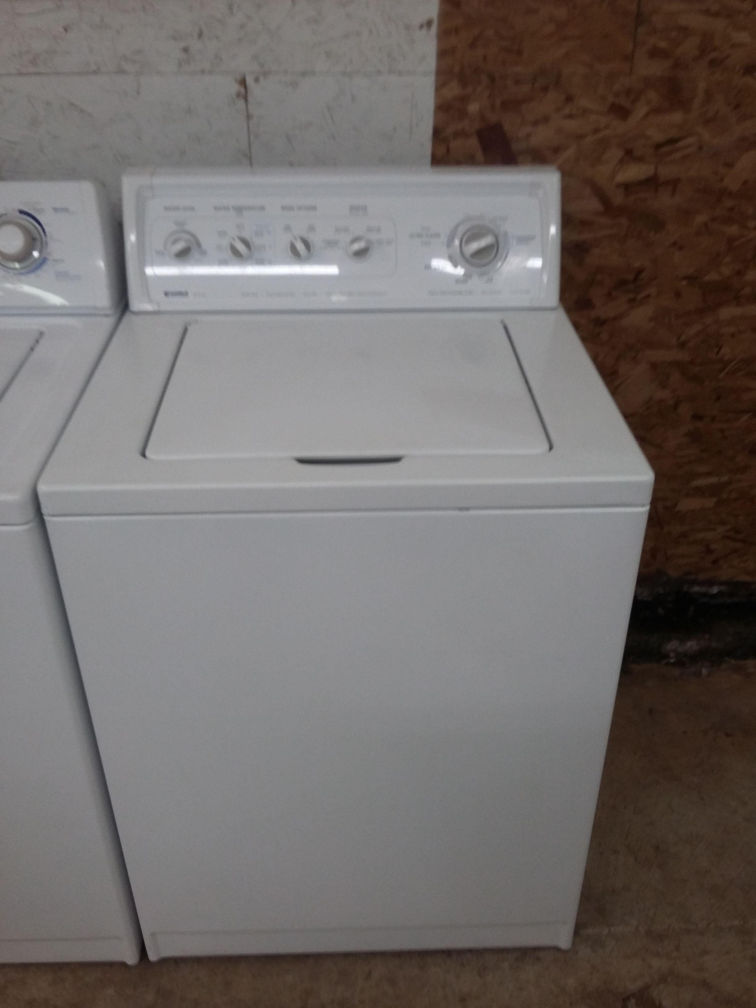 Beautiful Kenmore washer super heavy duty king size capacity