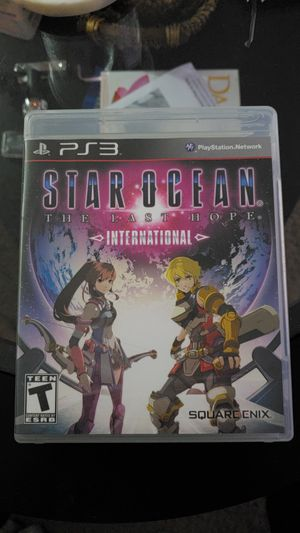 Star Ocean: The Last Hope International - PS3 for Sale in Atlanta, GA
