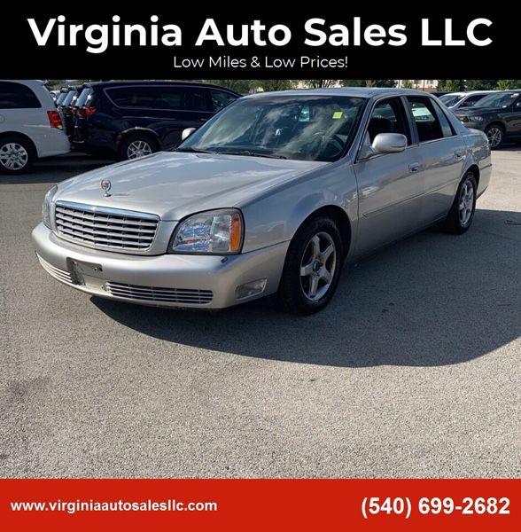 2005 Cadillac Deville For Sale In Fredericksburg, VA