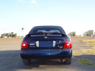 2006 Nissan Sentra Thumbnail