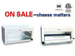 Cheese Melters Cookers NSF for Sale in Denver, CO