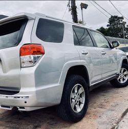 2012 Toyota 4Runner Thumbnail