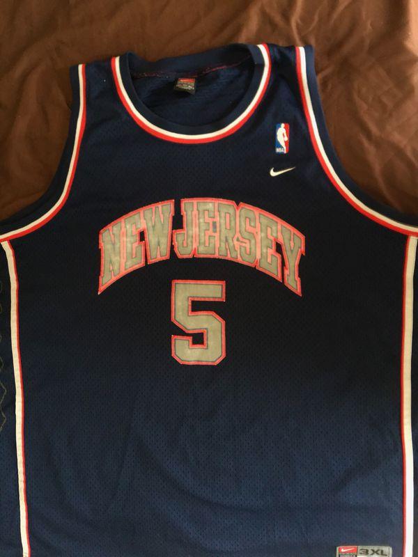 d0d77a59c41 Jason Kidd 1999 Vintage NBA Jersey Size XXXL for Sale in Upper Marlboro, MD  - OfferUp