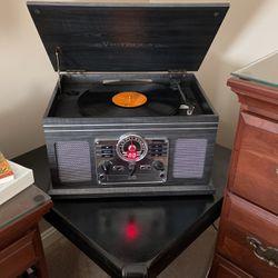Victrola Record/CD/Tape/AUX/Bluetooth/Radio Thumbnail