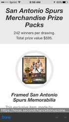 best cheap cbb31 cb2f2 San Antonio Spurs Merchandise for Sale in Austin, TX - OfferUp