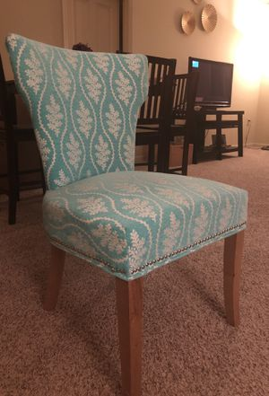 Decorative chair for Sale in Columbus, OH