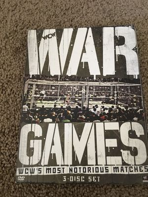 Wrestling DVDs for Sale in Nashville, TN