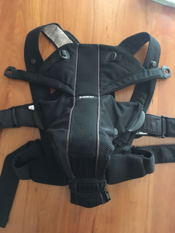 afe673ea3a9 BABYBJORN Baby Carrier Miracle