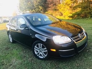 2007 Volkswagen Jetta manual for Sale in Cary, NC