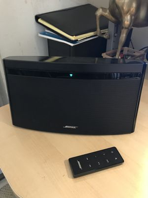 BOSE Soundlink Air WiFi Portable Speaker 🔊 for Sale in Los Angeles, CA