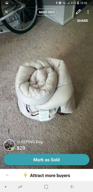 Sleeping Bag for Sale in San Diego, CA