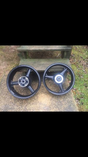 Kawasaki zx6 wheels for Sale in Lanham, MD