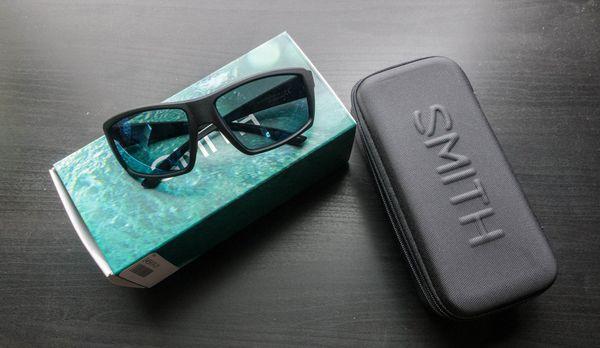 46c17cd35e Smith Challis Sunglasses – ChromaPop Polarized Blue Mirror Lenses – NEW