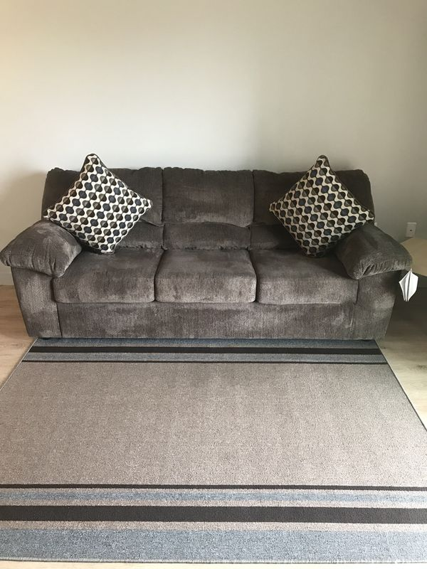 Like New Signature Design By Ashley Pindall Sofa For Sale In Sandy