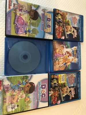 Kids DVDs for Sale in Wake Forest, NC