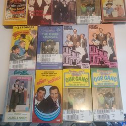 13 VHS Specialty Comedies - Top Variety Thumbnail