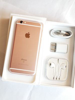 iPhone 6S 16GB, Factory Unlocked for Sale in Annandale, VA