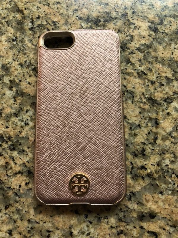 new concept 6416f 35fa6 Tory Burch Rose Gold iPhone 6/7/8 Case for Sale in Chino Hills, CA - OfferUp
