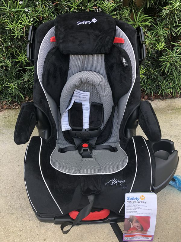 New 2018 Alpha Omega Elite Convertible Car Seat 5 100lbs Baby Kids In West Palm Beach FL