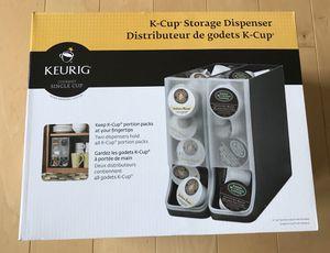 Keurig K-Cup Storage Dispenser for Sale in Vienna, VA