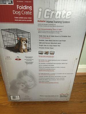 Dog Crate for Sale in Arlington, VA