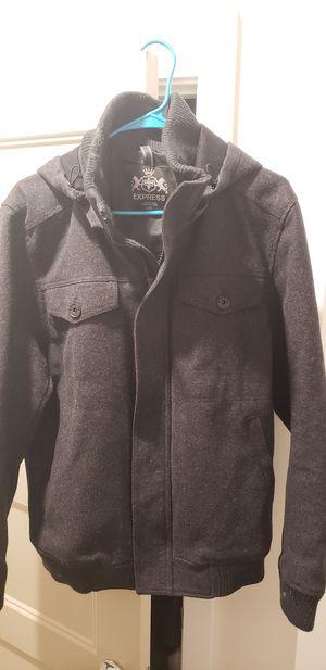 Express Men's Size L Coat for Sale in Gaithersburg, MD