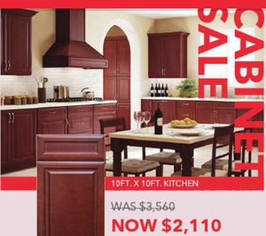 Best Price Stock Kitchen Cabinets for Sale in Charlottesville, VA