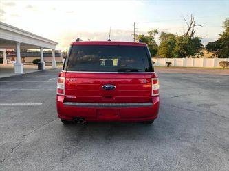 2011 Ford Flex Thumbnail