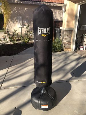 Everlast Punching Bag for Sale in Temecula, CA