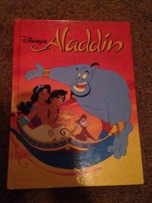 Disney Aladdin book for Sale in Scottsdale, AZ