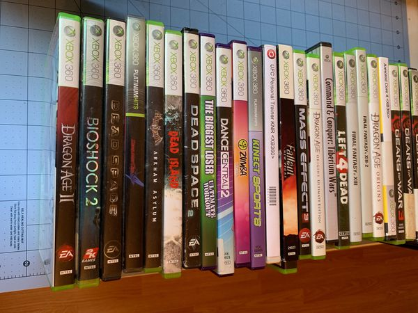 New and Used Xbox 360 games for Sale in Moreno Valley, CA