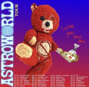 4 GA Tickets Travis Scott Astroworld for Sale in Las Vegas, NV
