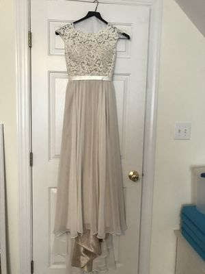 Wedding Dress - never worn for Sale in Apex, NC