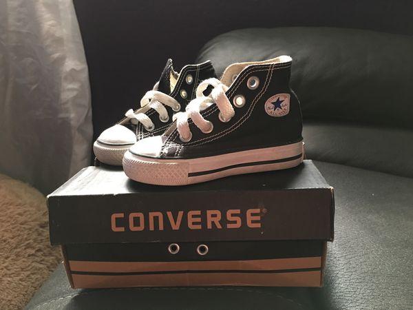 da28d2b4013 Baby converse size 3 (Baby   Kids) in Hemet