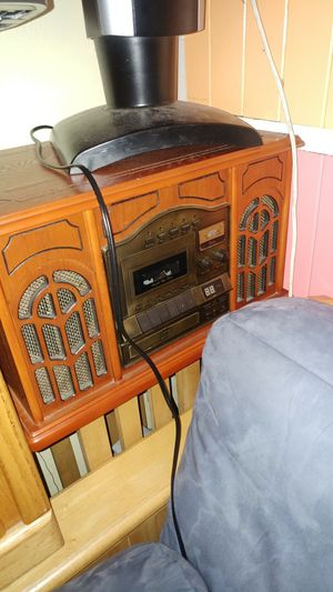 Radio/ record player for Sale in Seattle, WA