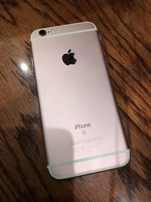 iPhone 6s mint condition unlocked 64gb for Sale in Rockville, MD