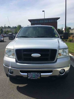124a629904 2008 FORD F150 SUPERCREW CAB for Sale in Vancouver
