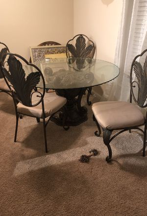Table and Chairs for Sale in Frederick, MD