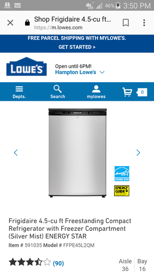 Mini fridge for Sale in MD, US