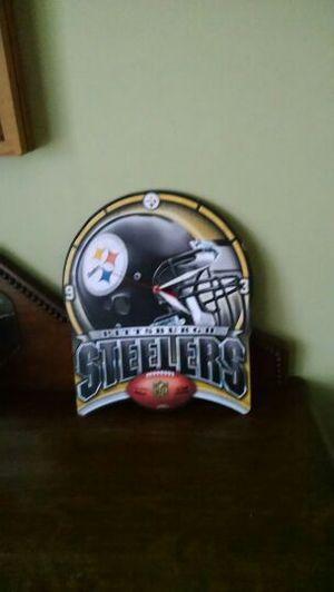 Steelers clock for Sale in Gallatin, TN