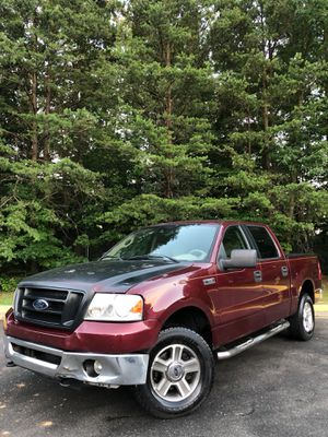 2006 FORD F150 CREW FULLY LOADED for Sale in Alexandria, VA