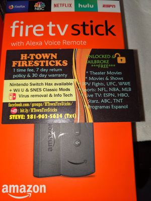 New and Used Firestick for Sale in Humble, TX - OfferUp